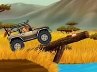 Jeu Offroad Safari