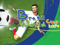 Jeu Brazil World Cup 2014