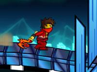 Jouer à Ninjago Ninja Code