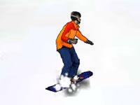 Jeu Snowboard King