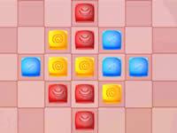 Jeu 2048 Candy Gems
