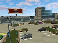 Jeu Skill 3D Parking Mall Madness