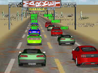 Jeu V8 Muscle Cars 2