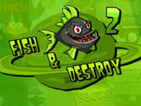 Jeu Fish and Destroy 2