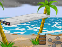 Jeu Escape Survivor Island - Day 3