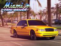 Jeu Miami Taxi Driver