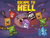 Jeu Escape to Hell