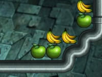 Jeu Fruit Fall