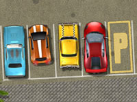 Jeu Parking Super Skills 2