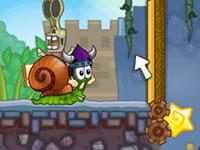 Jouer à Snail Bob 7 - Fantasy Story