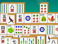 Jeu Mahjong Rain of Tiles