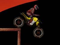 Jeu Inferno ATV Challenge