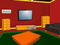 Jeu Red Laser Room Escape