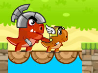 Jeu Dino Meat Hunt 2