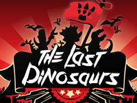 Jeu The Last Dinosaurs