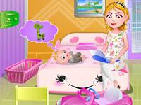 Jeu Baby Hazel School Higiene