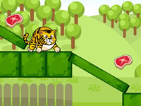 Jeu Tiger Eat Cow