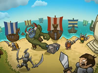 Jeu Viking Warfare