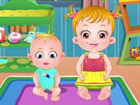 Jeu Baby Hazel Sibling Care