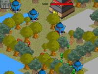 Jeu Strategy Defense 11