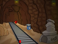 Jeu South Deep Gold Mine Escape