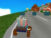 Jouer à Krazy Kart 3D