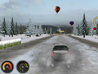 Jeu Super Rally Challenge 2