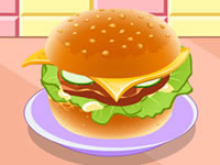 Jeu gratuit Cooking Perfect Burger