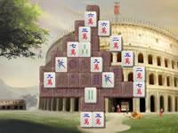 Jeu gratuit Ancient Rome Mahjong