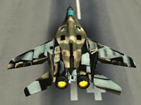 Jeu Park It 3D - Fighter Jet