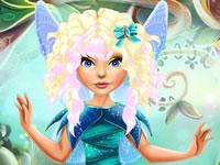 Jouer à Coiffer la fu00e9e Pixie
