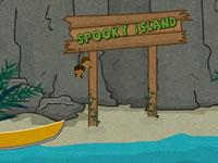 Jeu Spooky Island Survival Escape