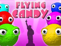 Jeu Flying Candy