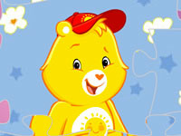 Jeu gratuit Care Bears Puzzle Party