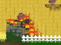 Jeu Burning Scarecrow