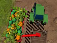 Jeu Livraison de produits fermiers