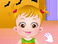 Jeu gratuit Baby Hazel Halloween Crafts