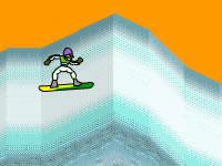 Jeu PGX Snowboarding