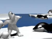 Jeu Yetisports - Orca Slap