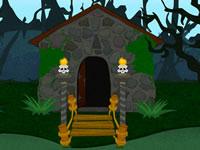Jouer à Spooky Castle Survival Escape - Day 3