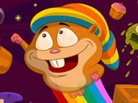Jeu gratuit Rainbow Hamster