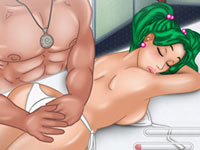 Jeu Massage Parlour