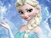 Jeu La Reine des Neiges - Différences