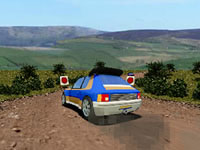 Jeu Rally Stage