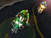 Jeu Course de moto 3D
