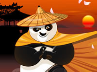 Jeu Habiller Kung Fu Panda
