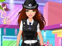Jouer à Travailler dans la police