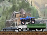 Jeu Monster Truck Revolution