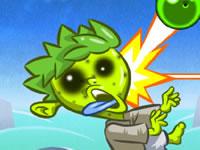 Jeu Tirer au canon sur des zombies