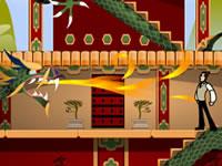 Jouer à Le Supplice Chinois de la Goutte d'Eau